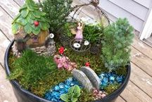 Cute Fairy Gardens #2 / by Shirley Conrad