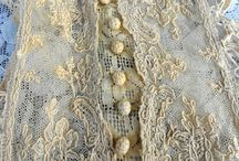 Linen and lace / Everything lace and linen / by marilyn stephens