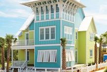 Beach Cottages / by Cheri E