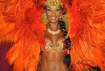 Carnival / I love the glitz and glam of Carnaval. Hopefully, I will see it in person some day. / by Lynette
