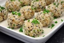 Vegetarian & Gluten Free Recipes / by Tory Michel