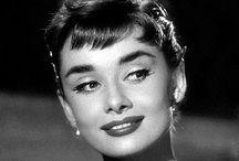 Audrey Hepburn / by Jeffrey Yoshida