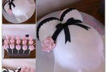 MY STYLE OF CAKE~♥♥ / by Jenny Romero