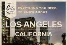Los Angeles Living / Whether your new to the city or just visiting, Rent.com tells you what to do in Los Angeles. From where to go for happy hour to the best dog parks, check out what Los Angeles, California has to offer. / by Rent.com