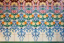 Tiles / by Mireille Kraft