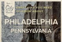 Philadelphia Living / Whether your new to the city or just visiting, Rent.com tells you what to do in Philadelphias. From where to go for happy hour to the best dog parks, check out what Philadelphia, Pennsylvania has to offer. / by Rent.com