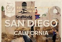 San Diego Living / Whether your new to the city or just visiting, Rent.com tells you what to do in San Diego. From where to go for food to the best neighborhoods for dog owners, check out what San Diego, California has to offer. / by Rent.com