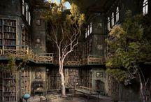 Design/Architecture/Rooms/Furniture / by Jennifer
