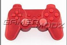PS3 Modded Controllers / Custom Controllers / by GamerModz