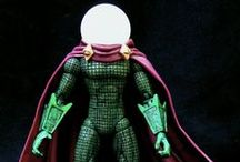 awesome action figures / by Nicholas Anthony