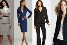 What to wear for Women / by UNM Anderson Career Services