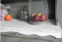 brocante /cottage / by Annelies