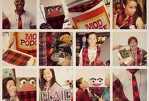 A Look Inside Plaid / by Plaid Crafts