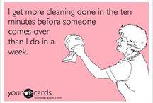 Cleaning Secrets / by Brenda Lindley