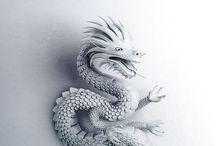 Dragons / by Matt Innes