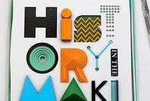 Type & Lettering / by Matt Innes