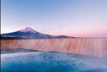 Onsen | Hot Springs / by Matt Innes