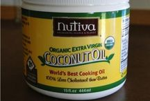 Coconut Oil's Many Uses: / by Brenda Lindley