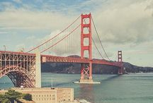Left my ❤️ in San Francisco / All things San Franciscan... / by Chic Soirées