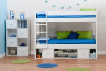 Brilliant Boys Bedrooms / by Time4Sleep