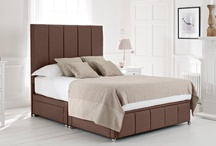 Chocolate Bedroom Colour Scheme / Brown is a very relaxing colour in most settings so particularly good for the bedroom, from luxurious chocolate bedding to accessories we have ideas for decorating your bedroom / by Time4Sleep