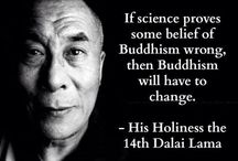 Buddhism/Mindfulness / Self explanatory surely? / by Des Cannon