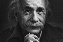 Einstein for all Time / One if the greatest humans that ever lived & ever will live, that's all. A man for all time... / by Des Cannon