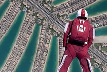 Adrenaline Junkies / Death Defiers. Risk Outliers. Human Fliers. / by Des Cannon