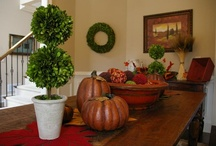 Fall Entertaining / by Bella Marie