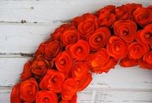 Everything Orange / by Bella Marie