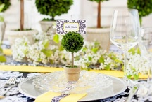 Spring Entertaining / by Bella Marie