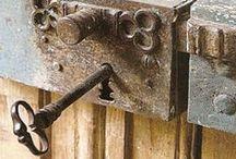 Vintage Keys / by Bella Marie