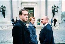 Spooks BBC - My fav TV series ♡  / TV Series (2002 – 2011)  / by Jelena ツ