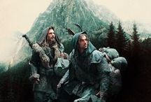 LOTR / Lord of the Rings / by Jaicey J.