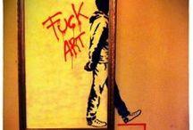 Tagged / Street Art/ Graffiti Art / by Jaicey J.