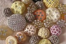 buttons and bling... / by Deb Pajtas