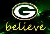 Greenbay Packers = Love  / by Sherry Henry