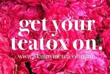 About SMT. / www.skinnymetea.com.au  / by SkinnyMe Tea