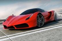 Ferrari...Italian Style / by Paolo Masucci