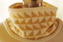Stitch Stuff / Knit. Pearl. Hook. Sew. Textile. / by Janna R