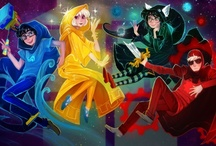 Homestuck / Let me tell you about Homestuck ... / by Aggie Ninepence