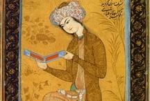 Indian & Persian Miniatures / by Anna Nenarokova