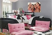 Back 2 School | College Dorms / Back to School Ideas for Kids and College Students / by Ronique Jones Gibson {Stagetecture}