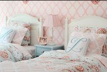 Elsie and Olive's room / by Amanda Higgins
