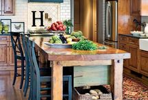 whats cookin good lookin / kitchens / by Kat Simpson