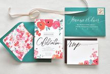 INVITATIONS // ANNOUNCEMENTS / by Niki Feld