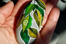 Craft Painted/Pet Rocks / by Monica Bourne