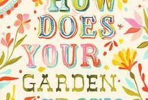 Gardening Info / by Barbara Conner