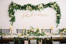 - L+S // 1.11.14 - / Mercury Hall Wedding / by Emily Leach