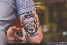 Tattoos / Frederico Catizanni tarafından